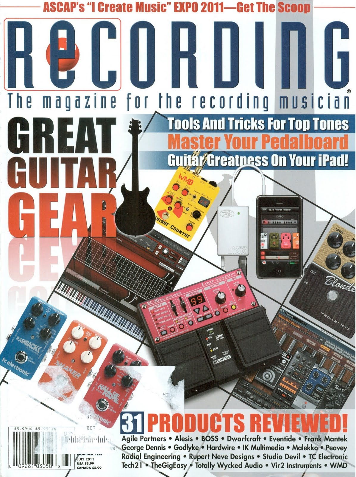 5 Resources For Recording Your Music