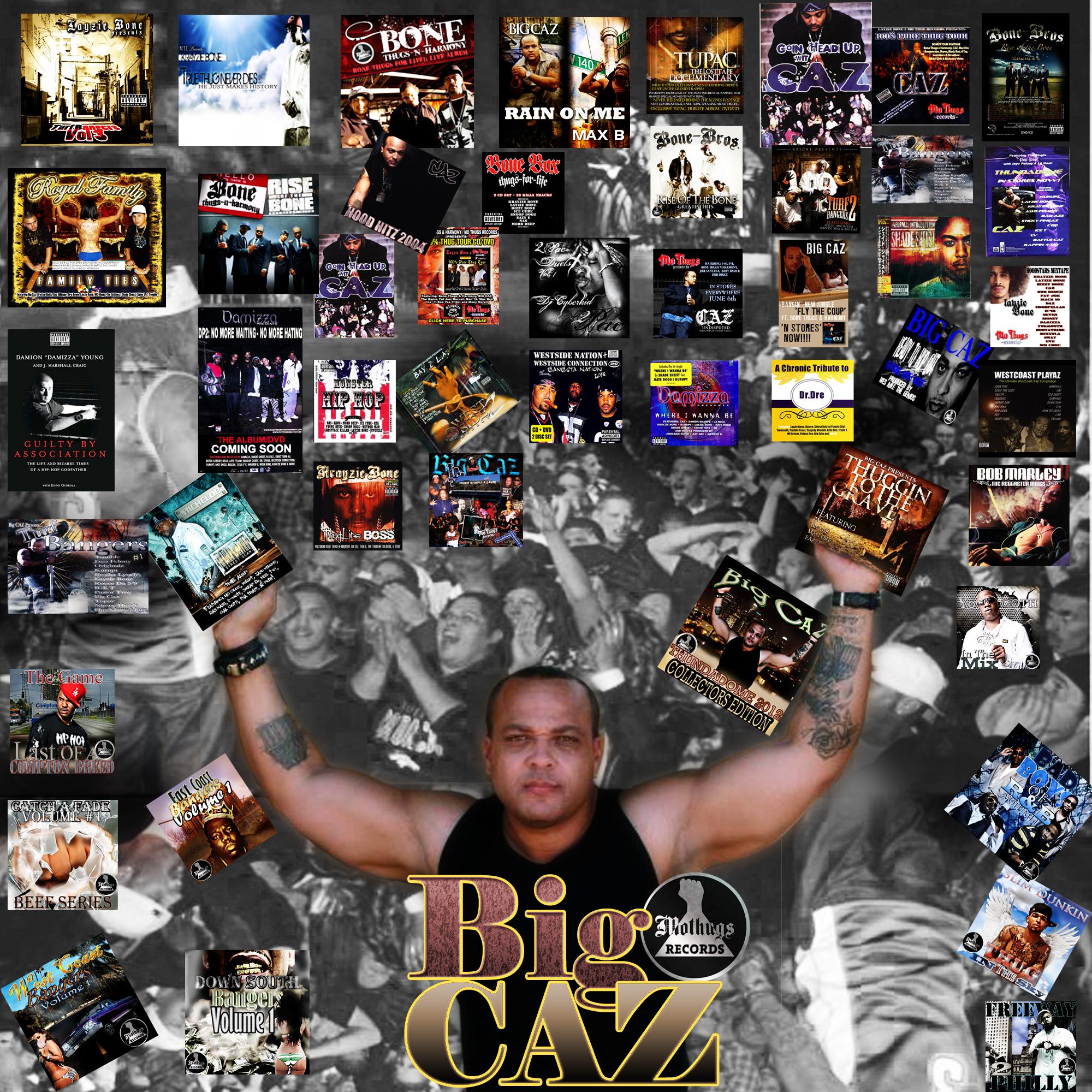Big Caz and Mo Thugs Records