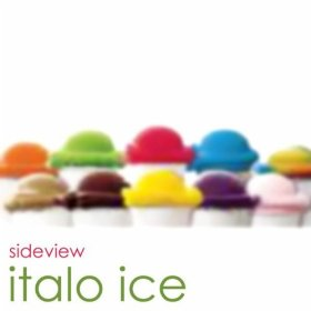 Italo Ice-Sideview