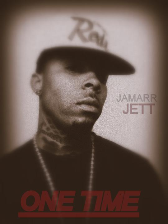 Jamarr Jett