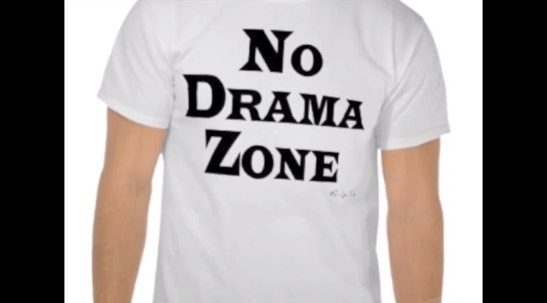 No Drama Lg