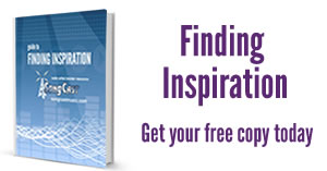 Finding Inspiration Blog Widget